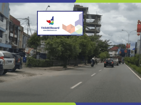 Sewa Billboard Pontianak Jl. Tanjung Pura