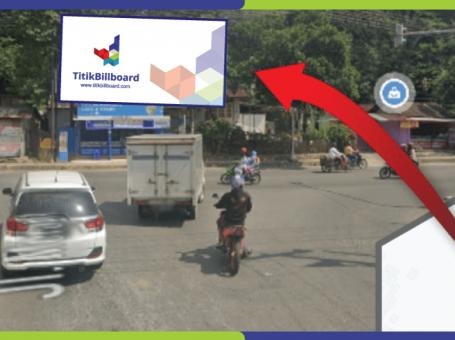Sewa Billboard Samarinda Jl. Cendana