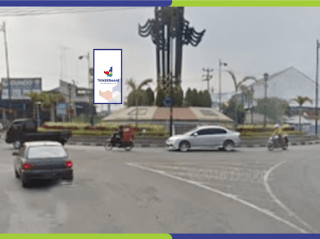 Sewa Billboard Tasikmalaya Jl. AH. Nasution – Bunderan Bypas Mangkubumi