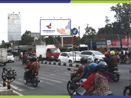 Sewa Lokasi Billboard Di Sleman Jl. Magelang – Yogyakarta