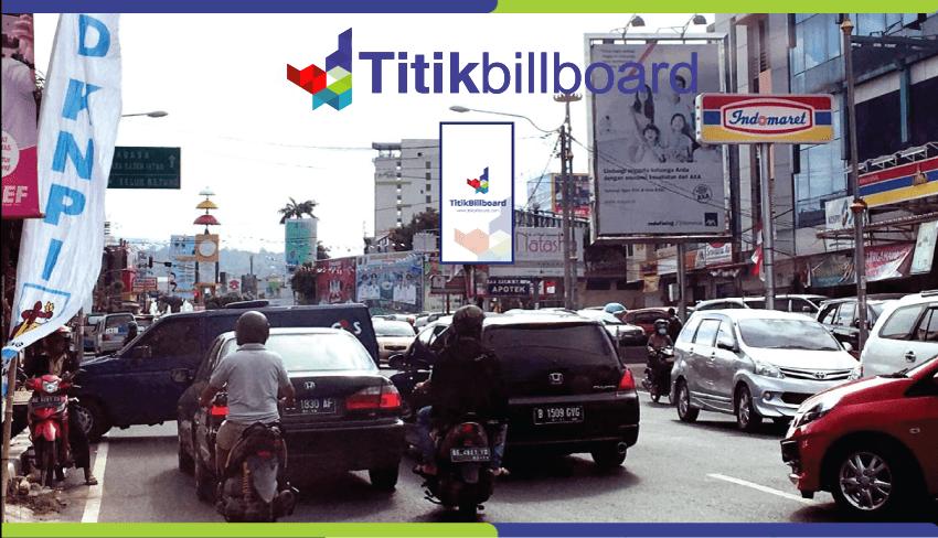 Sewa Reklame Di Bandar Lampung Jl. Jend Sudirman