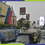 Lokasi Billboard Ciledug Jl. Hos Cokroaminoto - Depan Mall CBD