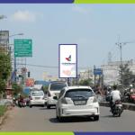 Lokasi Billboard Ciledug Jl. Hos Cokroaminoto - Pertigaan H. Mencong