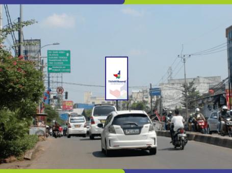 Lokasi Billboard Ciledug Jl. Hos Cokroaminoto – Pertigaan H. Mencong