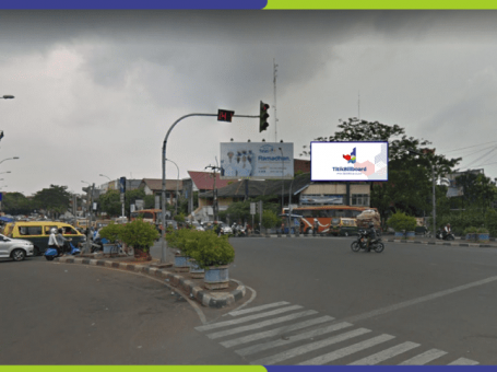 Lokasi Billboard Ciledug Jl. Raden Fatah – Perempatan Ciledug