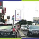 Lokasi Billboard Ciledug Jl. Raya Hos Cokroaminoto - Depan Mall CBD Ciledug