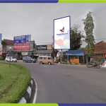 Lokasi Billboard Garut Jl. Otista - Bundaran Tugu Intan