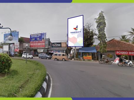 Lokasi Billboard Garut Jl. Otista – Bundaran Tugu Intan