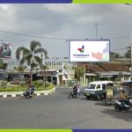 Lokasi Billboard Garut Jl. Perintis Kemerdekaan - Tugu Simpang Lima