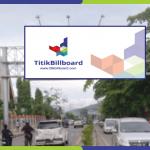 Lokasi Billboard Jayapura Jl. Abepura - Kawasan UN-CEN