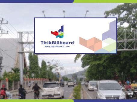 Lokasi Billboard Jayapura Jl. Abepura – Kawasan UN-CEN