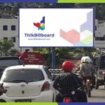 Lokasi Billboard Jayapura Jl. Koti