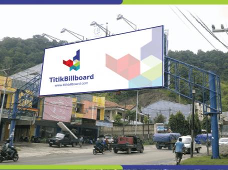 Lokasi Billboard Jayapura Jl. Sentani – Padang Bulan