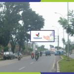 Lokasi Billboard Makassar Jl. Urip Sumoharjo - Depan SPBU Panaikang