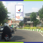 Lokasi Billboard Malang Jl. Semeru