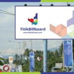 Lokasi Billboard Manado Jl. A. A Maramis - Depan UD. Simple