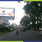 Lokasi Billboard Padang Jl. Prof. Dr.Hamka - Basko Grand Mall