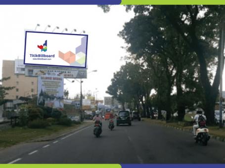 Lokasi Billboard Padang Jl. Prof. Dr.Hamka – Basko Grand Mall
