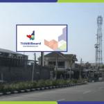 Lokasi Billboard Semarang Jl. Madukoro Raya