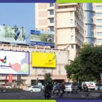 Lokasi Billboard Semarang Jl. Simpang Lima - Mall Ciputra