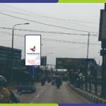 Lokasi Billboard Serang Jl. Jend Sudirman - Dekat Mall Of Serang