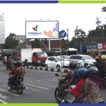 Lokasi Billboard Sleman Jl. Magelang - Yogyakarta - Lampu Merah Taman Denggung
