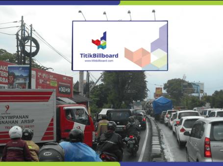 Lokasi Billboard Sleman Jl. Ring Road Utara – Depan Hartono Mall Jogja