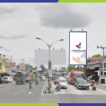 Lokasi Billboard Solo Jl. Jend Ahmad Yani - Perempatan Kartasura