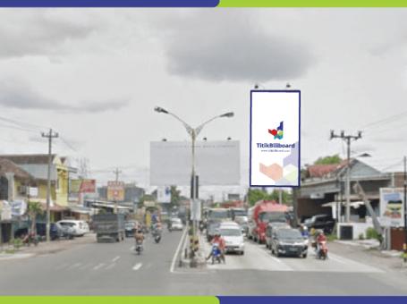 Lokasi Billboard Solo Jl. Jend Ahmad Yani – Perempatan Kartasura