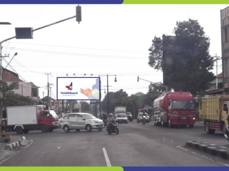 Lokasi Billboard Solo Jl. Jend Sudirman