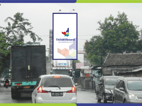 Lokasi Billboard Solo Jl. Ki Mangun Sarkono – Lampu Merah Komplang