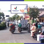 Lokasi Billboard Solo Jl. Letjen Sutoyo - Lampu Merah Ngemplak