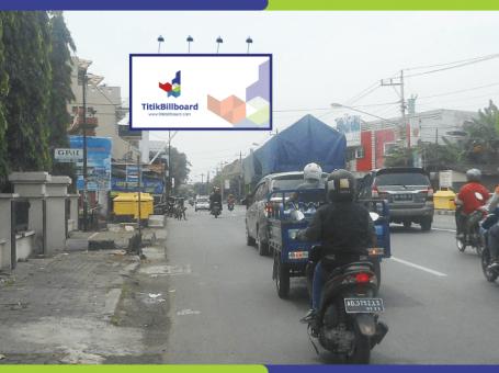 Lokasi Billboard Solo Jl. Letjend Suprapto – Lapangan Sumber Solo
