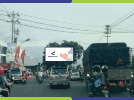 Lokasi Billboard Surakarta Jl. Kolonel Sugiyono – Perlimaan Palang Joglo