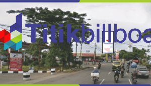 Lokasi Billboard Tangerang Jl. Jend Sudirman- Depan SPBU Cikokol