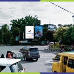 Sewa Billboard Binjai Jl. Ksatria - Bundaran Taman Remaja Binjai