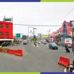 Sewa Billboard Binjai Jl. Sutomo - Depan Suzuya Plaza