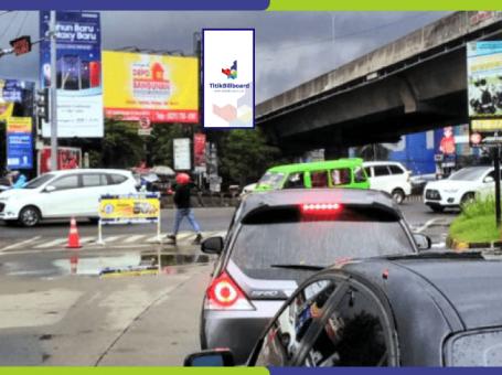 Sewa Billboard Bogor Jl. KH. Soleh Iskandar – Perempatan BORR