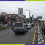 Sewa Billboard Bogor Jl. KS Tubun - Perempatan Warung Jambu