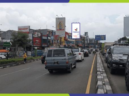 Sewa Billboard Bogor Jl. KS Tubun – Perempatan Warung Jambu