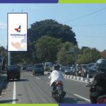 Sewa Billboard Karanganyar Jl. Adi Sucipto - Lampu Merah Colomadu