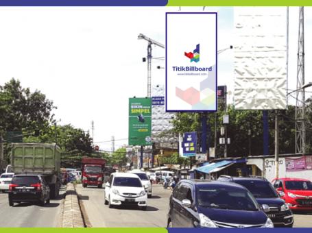 Sewa Billboard Karawaci Jl. Imam Bonjol – Depan Islamic Center