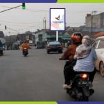 Sewa Billboard Rangkasbitung Jl. Ir. Soekarno Hatta - Lampu Merah Malang Nengah