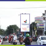 Sewa Billboard Rangkasbitung Jl. Rt Hardiwinangun - Mall Rabinza