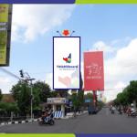 Sewa Billboard Magelang Jl. Ahmad Yani - Perempatan CPM