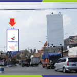 Sewa Billboard Magelang Jl. Raya Secang - Perempatan Secang