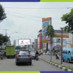 Sewa Billboard Makassar Jl. Gn. Latimojong - Perempatan Latimojong
