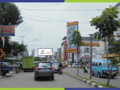 Sewa Billboard Makassar Jl. Gn. Latimojong – Perempatan Latimojong