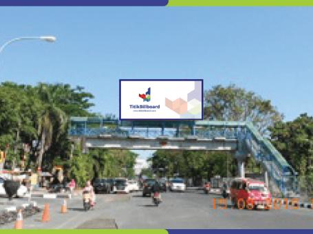 Sewa Billboard Makassar Jl. Jend Sudirman – Pusat Belanja Karebosi Link