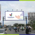 Sewa Billboard Makassar Jl. Perintis Kemerdekaan - Depan Univ. Islam Makassar